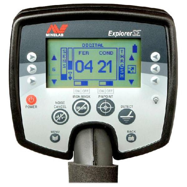 Minelab Exprorler Se Pro Dedektör 28 frekanslı