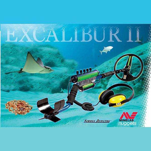 Minelab Excalibur II Dedektör