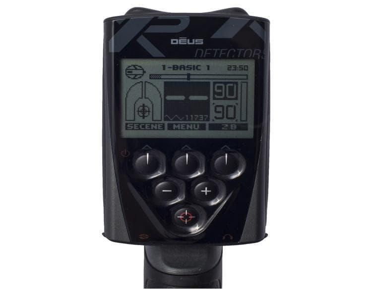 Xp Deus 28cm Başlık, WS4 Kablosuz Kulaklık